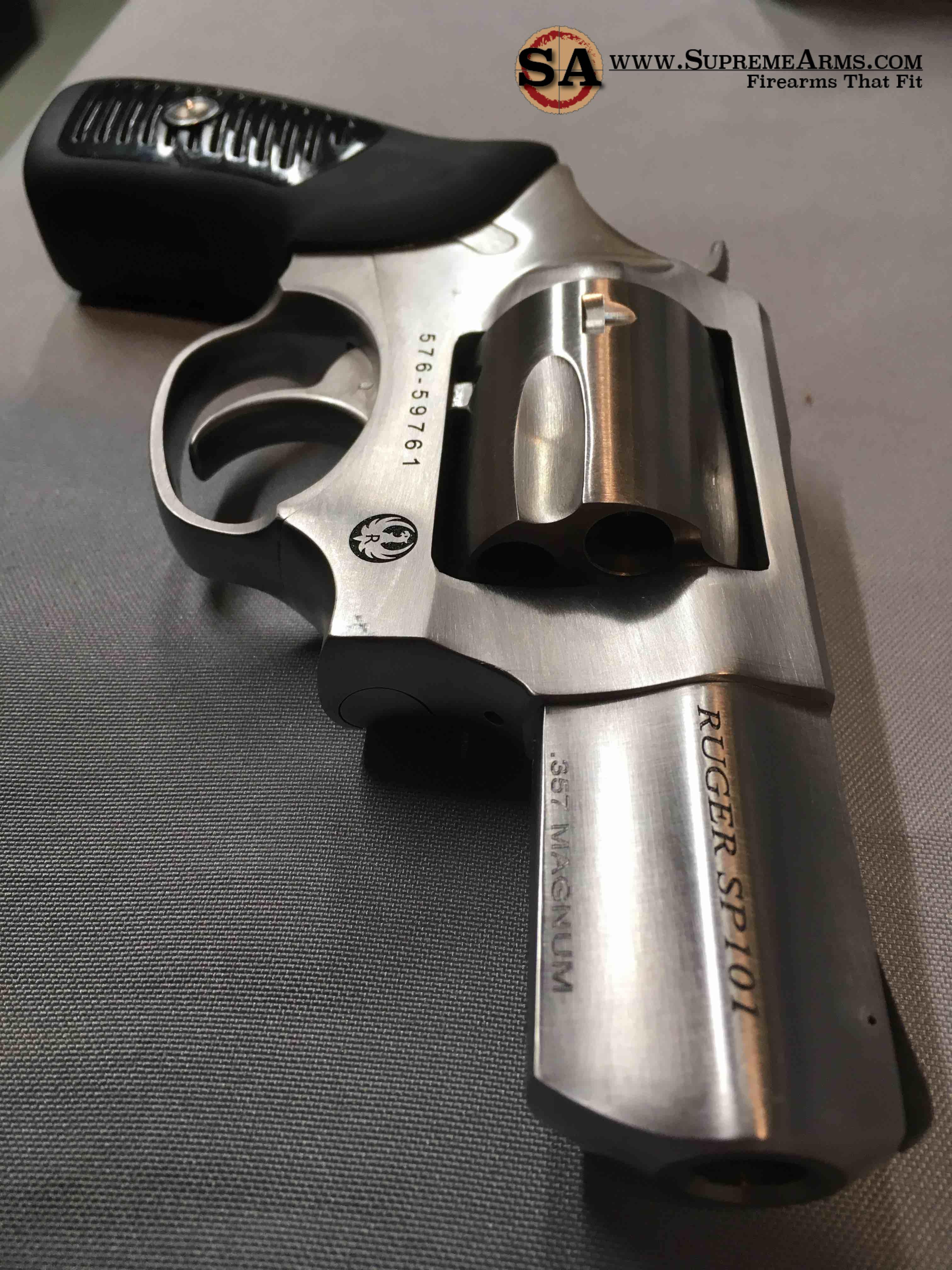 Ruger SP101 5718 357 Magnum