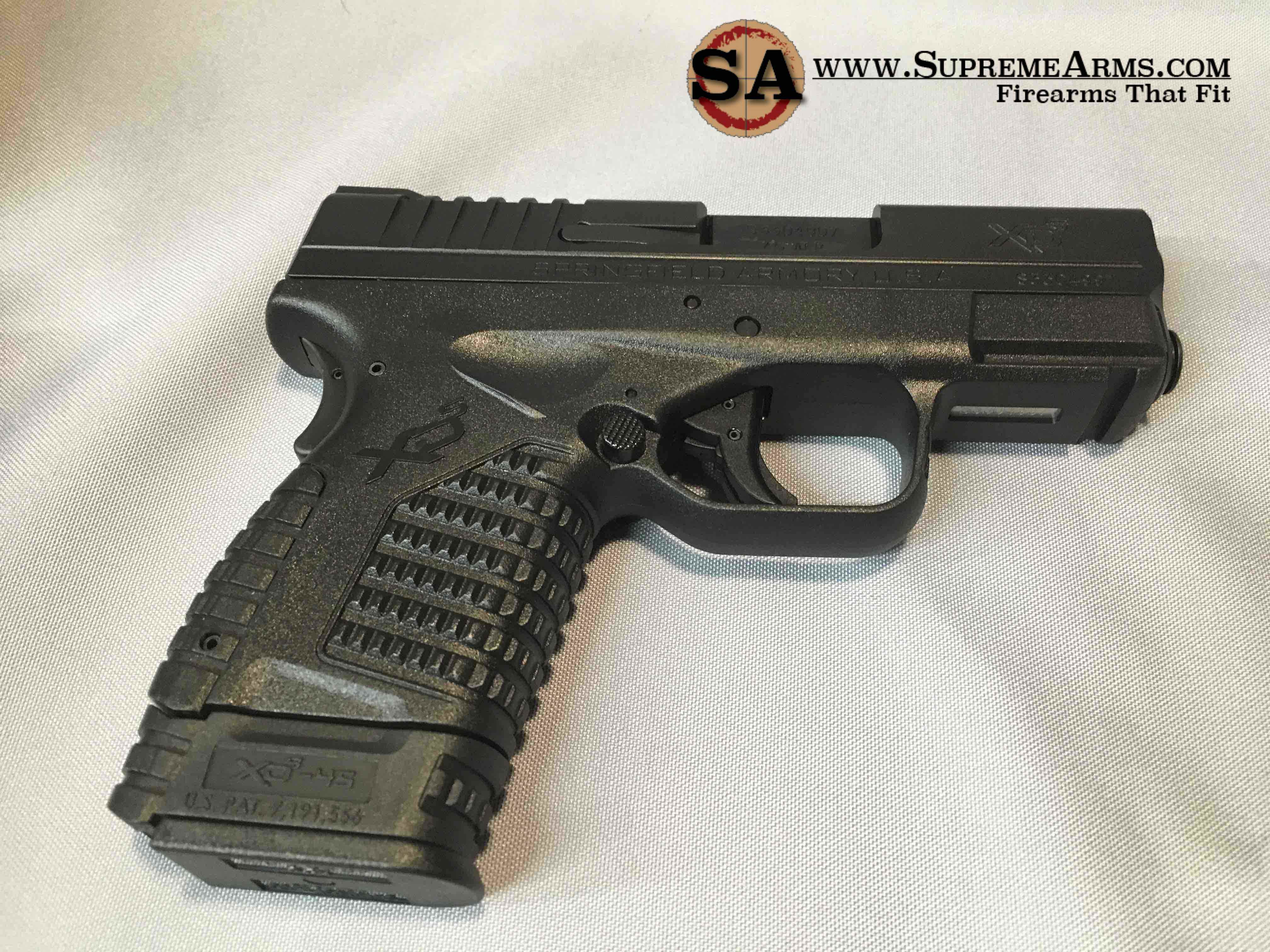xds 45 left front