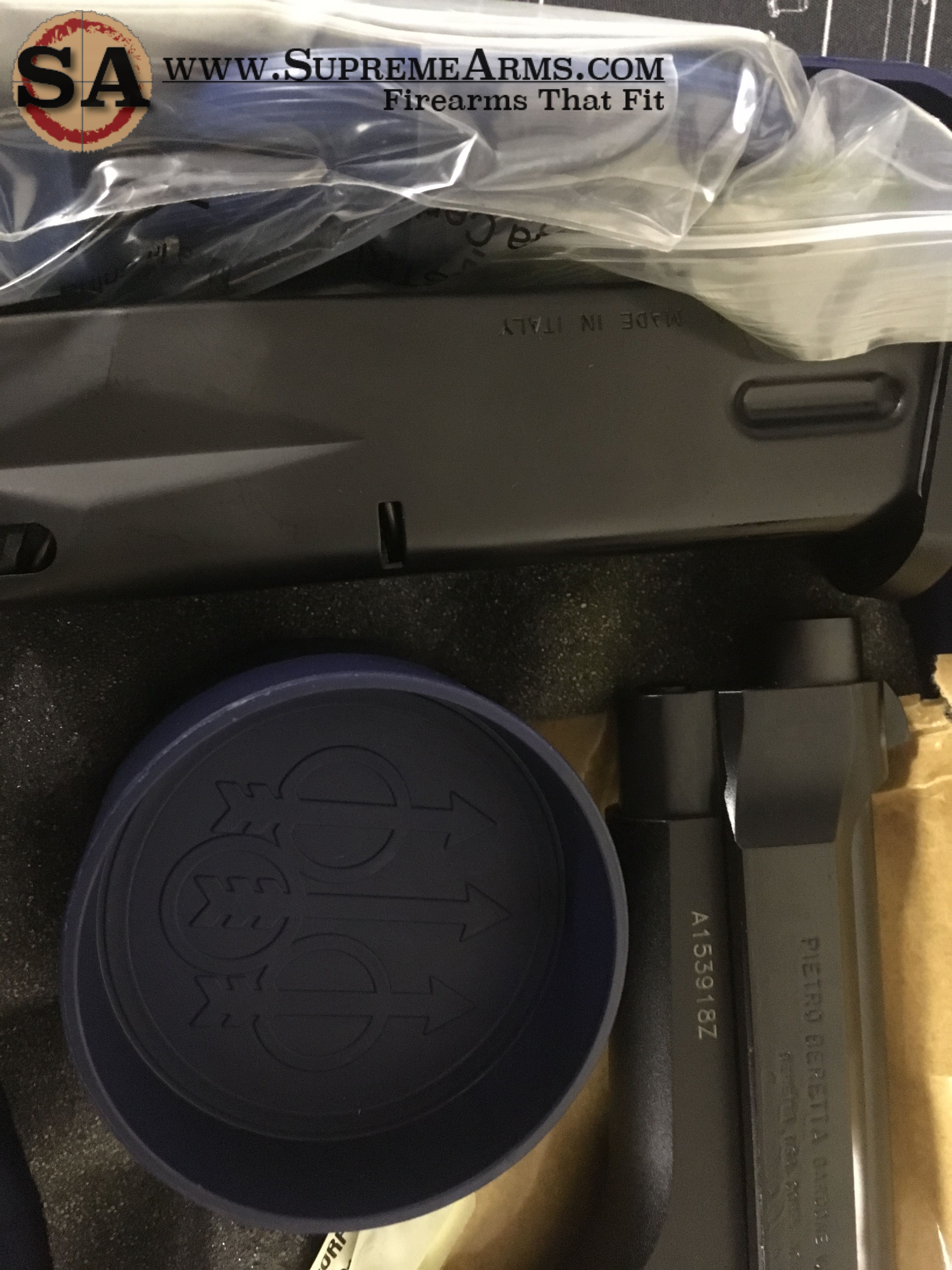 Beretta 92FS 9MM Pistol-img-1