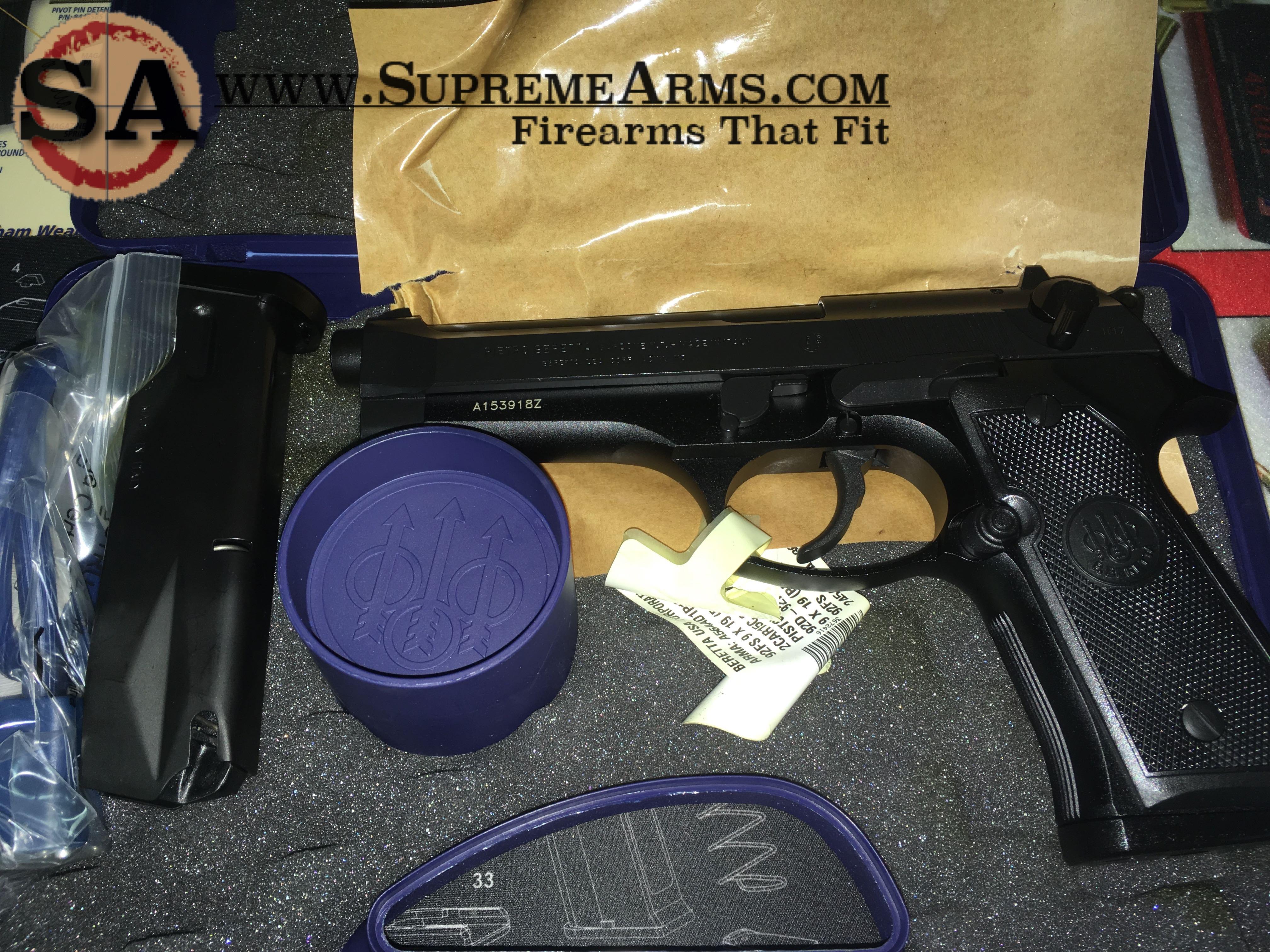Beretta 92FS 9MM Pistol-img-0