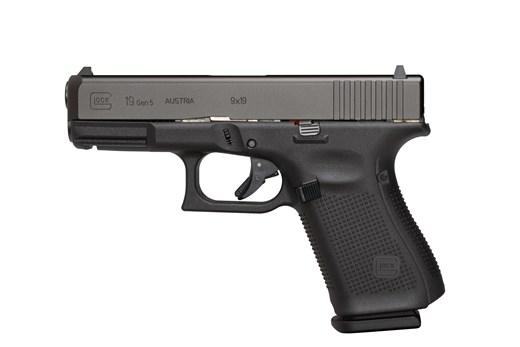 Glock 19 Gen 5 Left Side