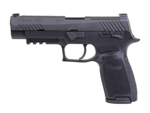 Sig Sauer P320 M17 Bravo 9MM NS Right Side