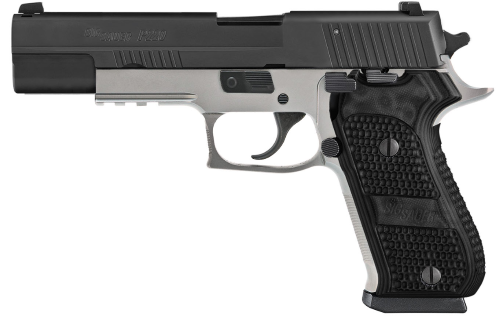 Sig Sauer P220 Match Elite Two-Tone